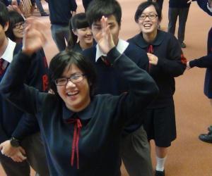 高二UpToFaith舞蹈
