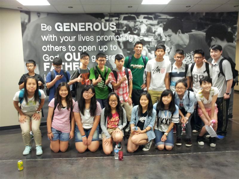美國教會之旅2013