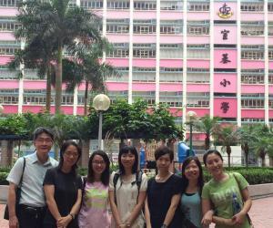 香港基督教宣道會宣基小學優質基督教生命教育交流學習