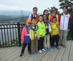 二零一五年加拿大親子遊學團