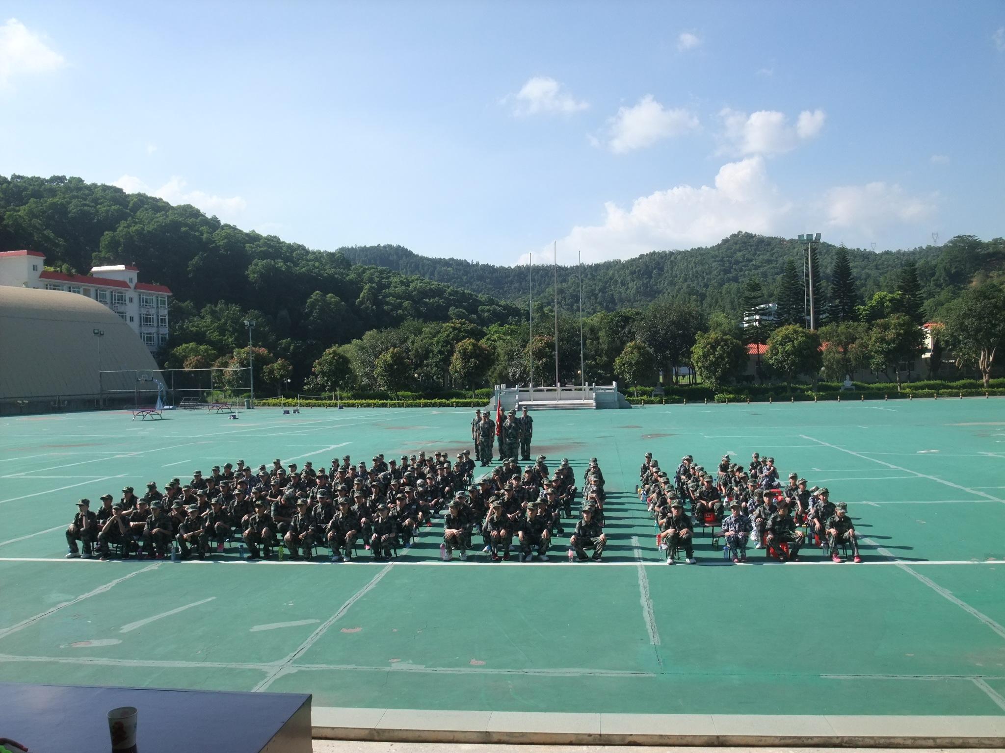2016小軍人夏令營