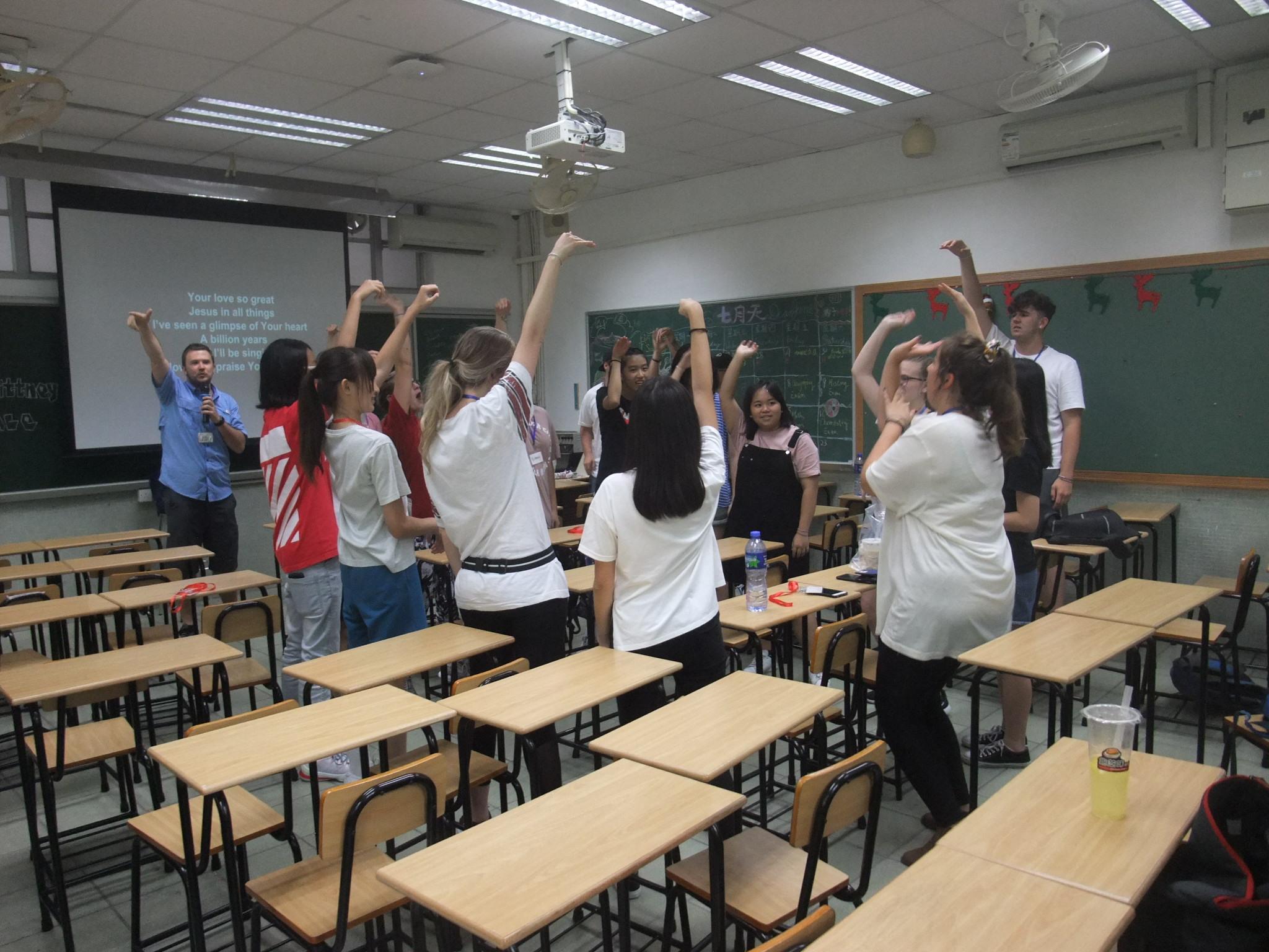 2018 暑期美式英語遊藝班