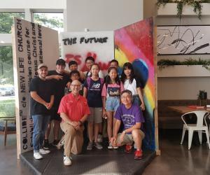 2019美國教會暑期遊學團