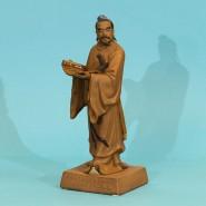 孫子塑像(石灣窯)